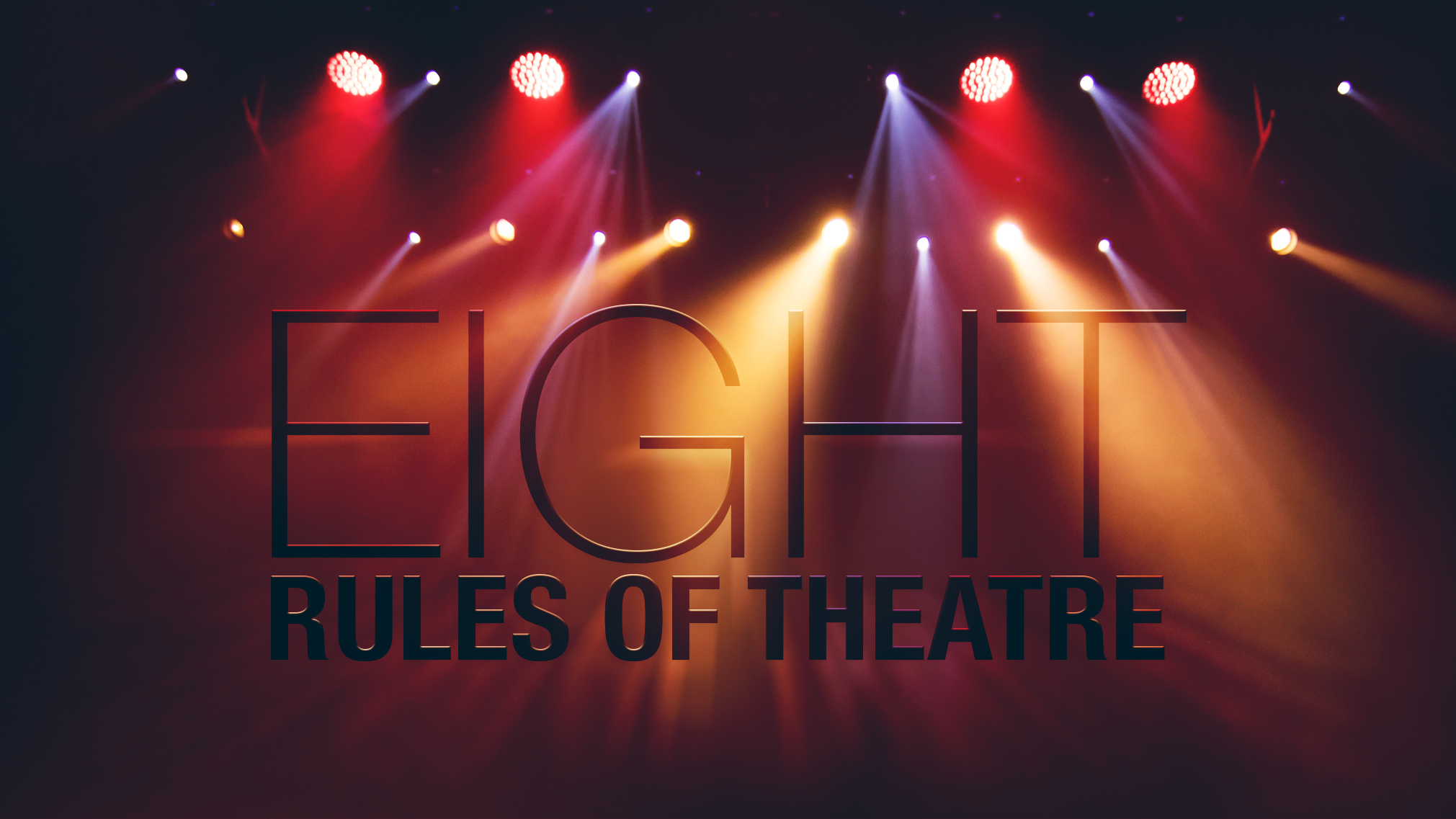 8 Rules Every Theatre Person Must Follow—Do You Know All of Them