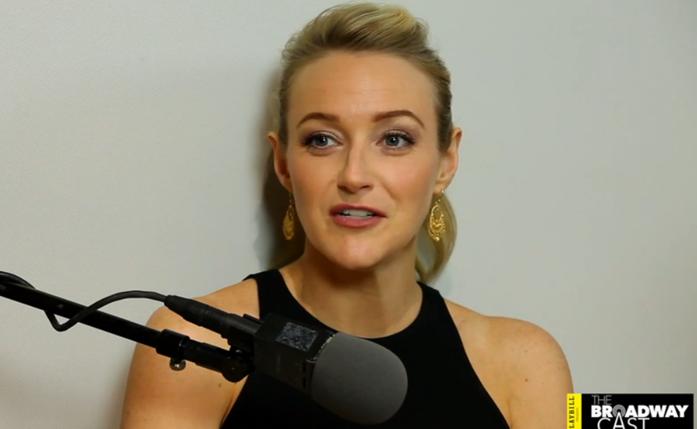 WATCH: How Waitress Gave Betsy Wolfe a Full-Circle Broadway Moment