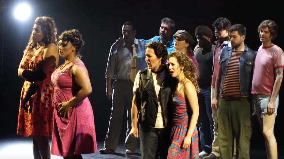 Read the Reviews for World Premiere of Stonewall at New York City Opera