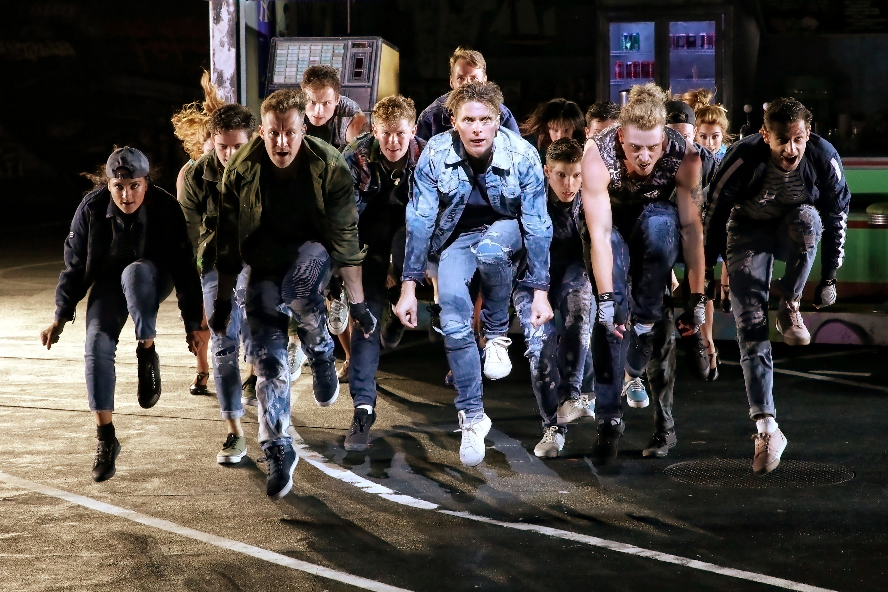 New West Side Story, With a Rotating Auditorium, to Play